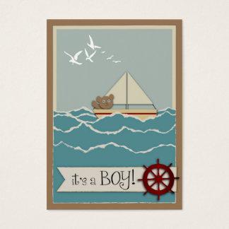 Sailing Gift Tag 2