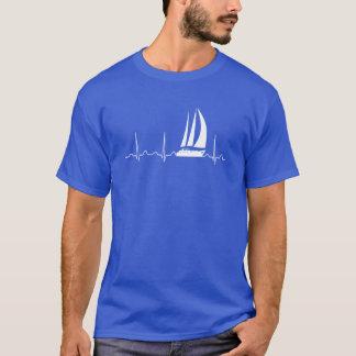 Sailing Heartbeat T-Shirt
