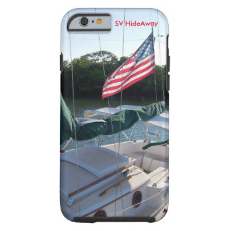 Sailing HideAway iPhone 6, Tough Case