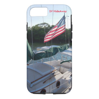 Sailing HideAway iPhone 7, Tough Case