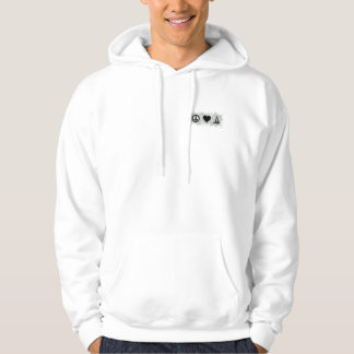 Sailing Hooded Pullover