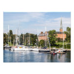 Sailing in Annapolis, Maryland Photo Print