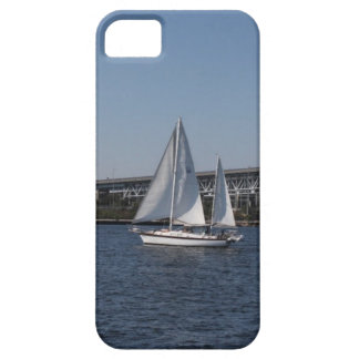 Sailing in beautiful Groton CT iPhone 5 Cases