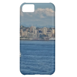 Sailing in Seattle iPhone 5C Cover