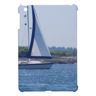Sailing in the Blue Cover For The iPad Mini