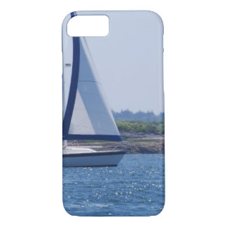 Sailing in the Blue iPhone 7 Case