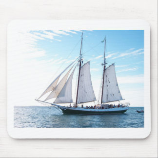 Sailing In The Keys Mouse Pad