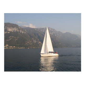 Sailing in the Sun Postcard