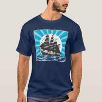 Sailing in the Sun T-Shirt