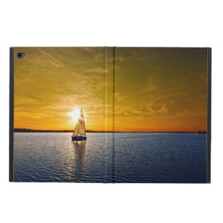 Sailing into the Sunset iPad Air 2 Case