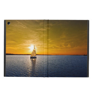 Sailing into the Sunset iPad Air Case