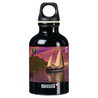 Sailing Into the Sunset SIGG Traveler 0.3L Water Bottle