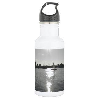 Sailing into the Sunset Stainless Steel Water Bottle