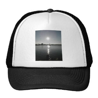 Sailing into the Sunset Trucker Hat