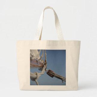 Sailing Jib Tote Bags