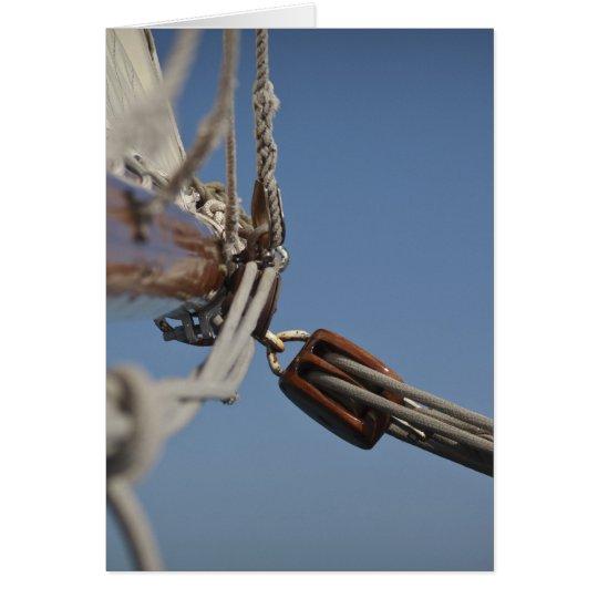Sailing Jib Card
