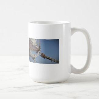 Sailing Jib Coffee Mugs