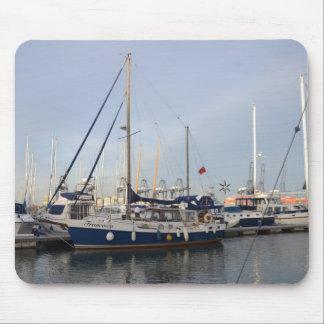 Sailing Ketch Francesca Mouse Pad