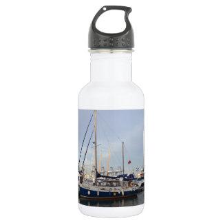 Sailing Ketch Francesca Stainless Steel Water Bottle