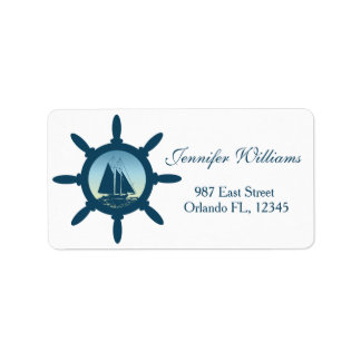 Sailing Label