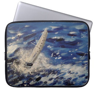 Sailing laptop case computer sleeve