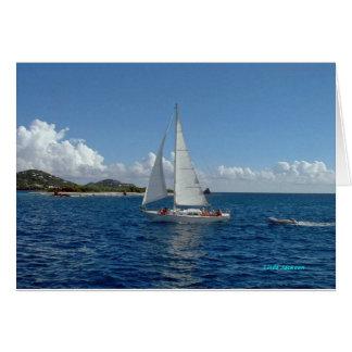 sailing lj card