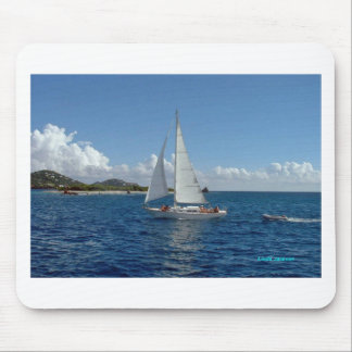sailing lj mouse pad