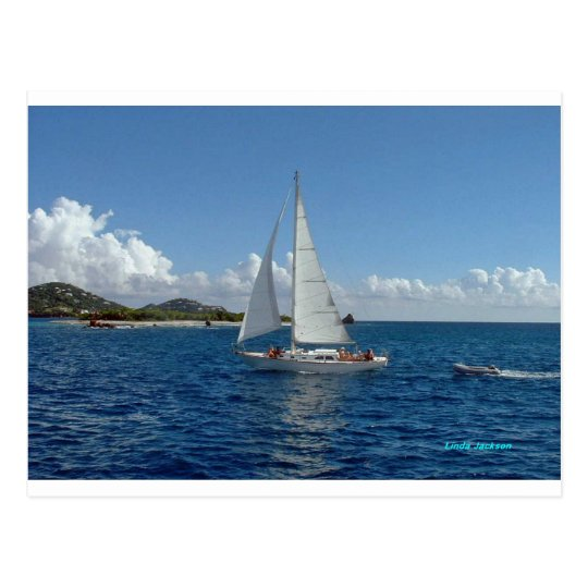 sailing lj postcard