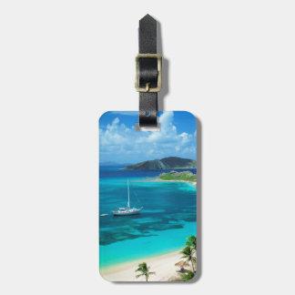 Sailing - luggage tag