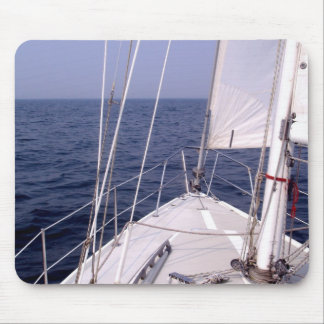 Sailing Mouse Pad
