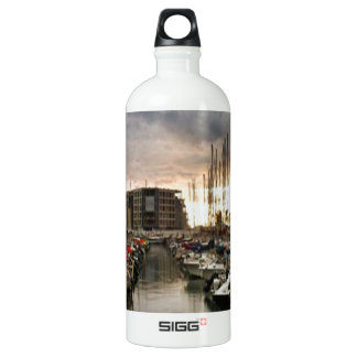 Sailing- multiple products/ Landscape at the Marin Aluminum Water Bottle