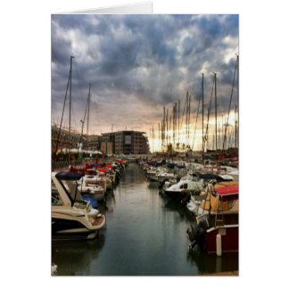 Sailing- multiple products/ Landscape at the Marin Card