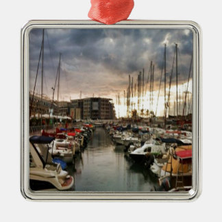 Sailing- multiple products/ Landscape at the Marin Metal Ornament
