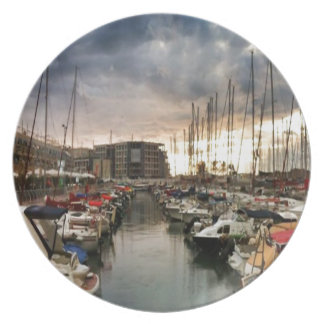 Sailing- multiple products/ Landscape at the Marin Dinner Plate
