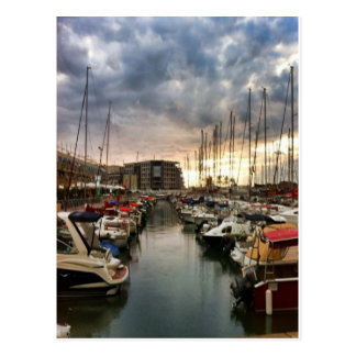 Sailing- multiple products/ Landscape at the Marin Postcard
