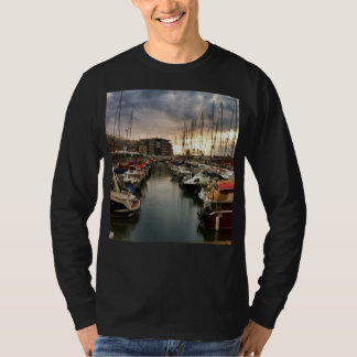 Sailing- multiple products/ Landscape at the Marin T-Shirt