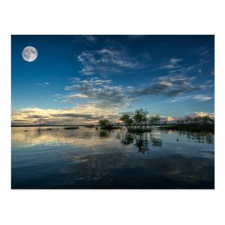 Sailing Near Iquitos Postcard