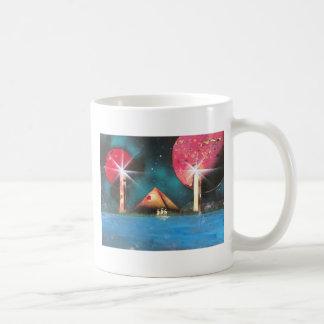 Sailing New Horizons Coffee Mugs