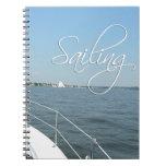 Sailing Note Books
