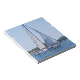 Sailing Notepad