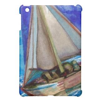 """Sailing Off The Edge of The Page"" CricketDiane iPad Mini Cases"