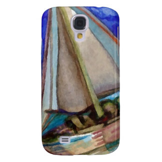 """Sailing Off The Edge of The Page"" CricketDiane Samsung Galaxy S4 Cover"