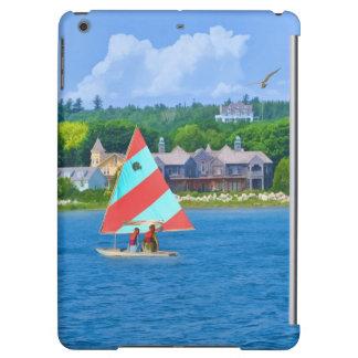 Sailing on Lake Huron Upper Michigan iPad Air Covers