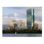 Sailing on the Charles River in Boston, Postcards