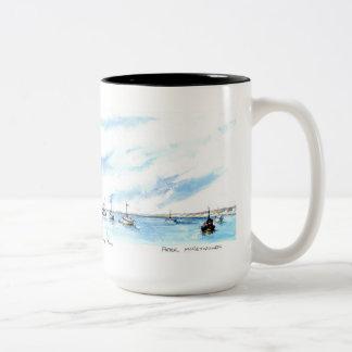 Sailing on the Monterey Bay Mug