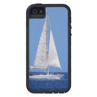 Sailing on the Ocean Blue iPhone 5 Cases