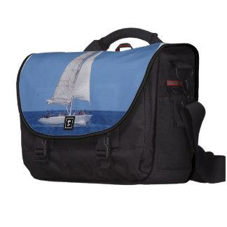 Sailing on the Ocean Blue Computer Bag