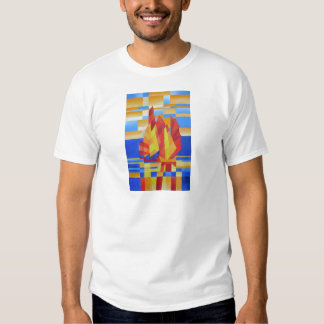 Sailing on the Seven Seas so Blue T Shirt
