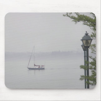 Sailing on the St Lawrence River Mouse Mats