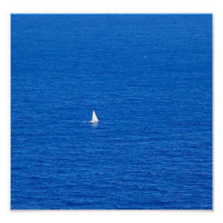 sailing on the Windward side of Oahu Poster 2